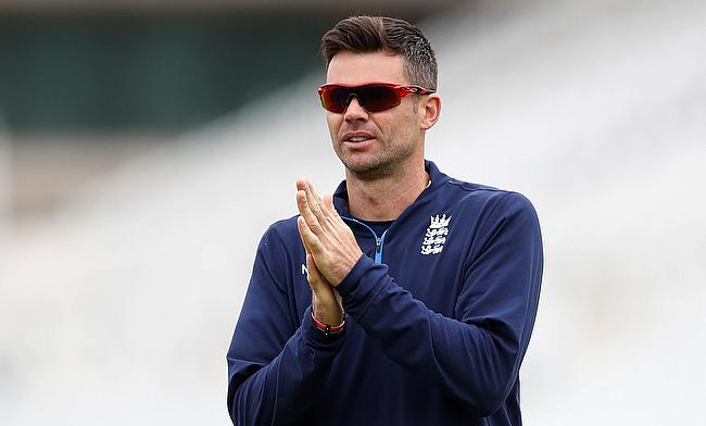 James Anderson is the leading wicket taker at Trent Bridge