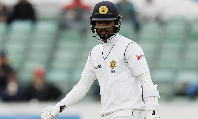 Dinesh Chandimal has been advised three to five days of rest