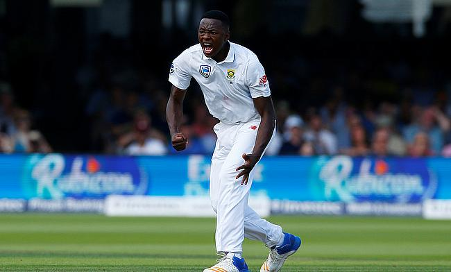 Kagiso Rabada will be available for the third Test against England