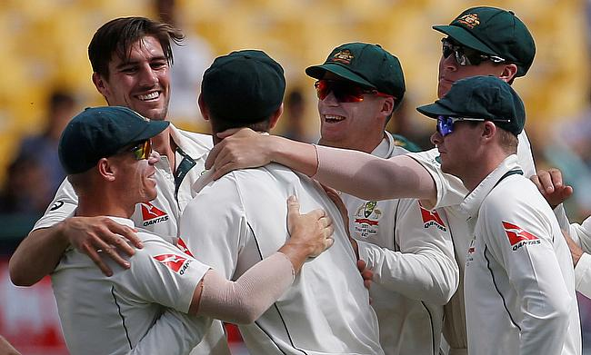 Australia make another addition to Test squad