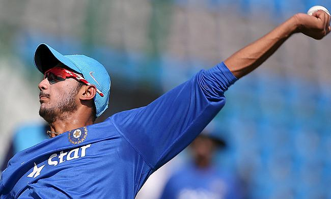 Axar Patel has been drafted into the Indian Test squad