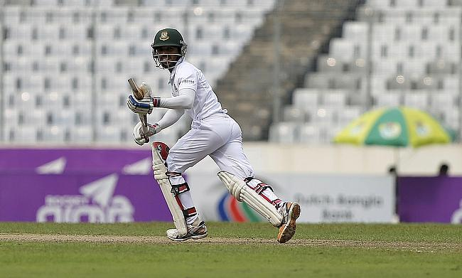 Mominul Haque is back in the Bangladesh squad