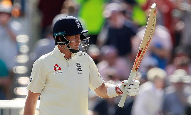 Joe Root has a chance to claim another record at his home ground