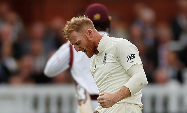 Ben Stokes picked a six wickets in the first innings