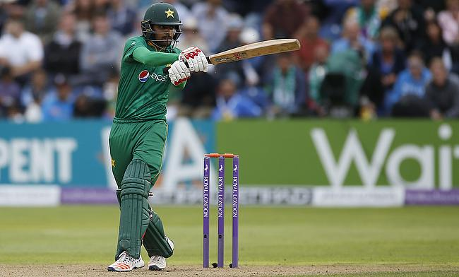 Babar Azam emerged as the leading run scorer in T20I series against World XI
