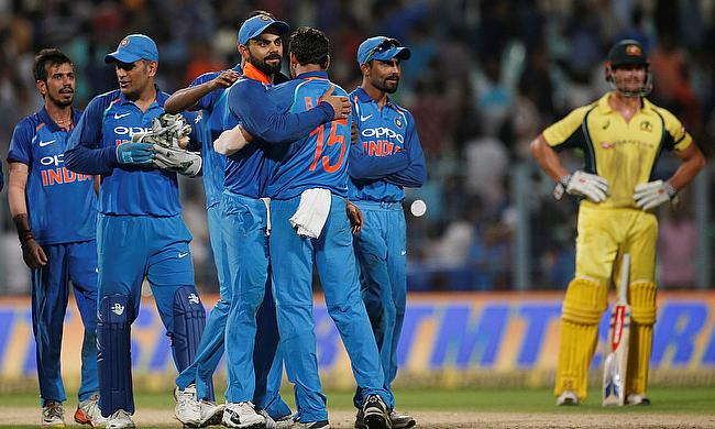 India are on a nine match unbeaten streak