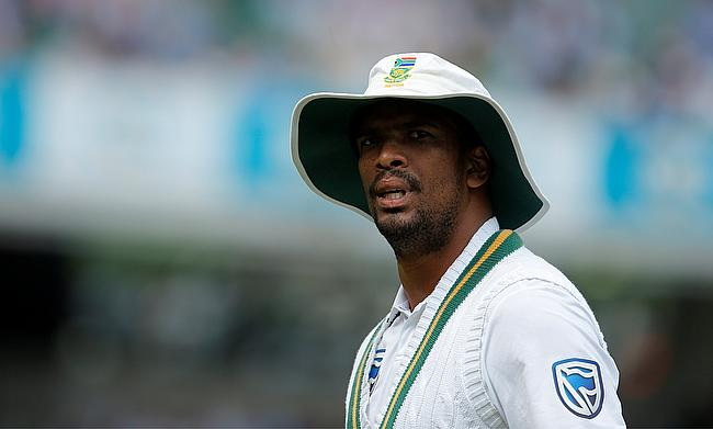 Vernon Philander will miss the Test series against Bangladesh