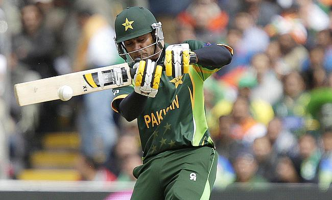 Mohammad Hafeez missed the T20I series against World XI