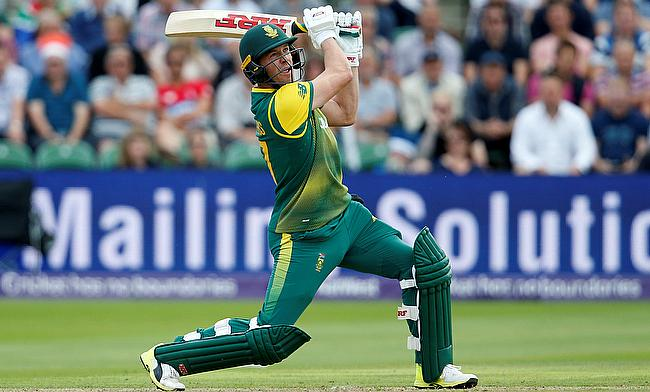 AB de Villiers registered his highest score in ODIs in the second game against Bangladesh