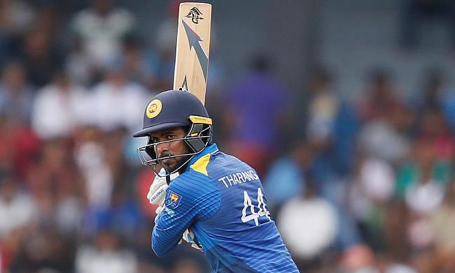 Upul Tharanga was among the runs once again
