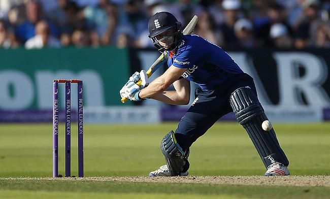 Jos Buttler scored 48 runs off 42 deliveries opening the innings
