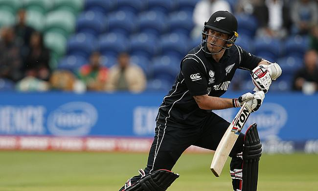 Luke Ronchi scored a quick 78
