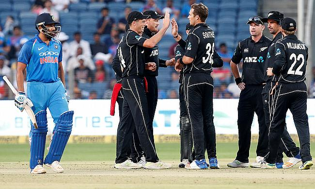 New Zealand's series defeat to India has costed them the top position