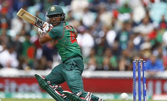Imrul Kayes scored a valiant 45 in the chase