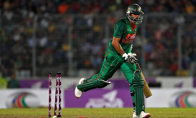 Mashrafe Mortaza was fined 40 per cent of his match fees