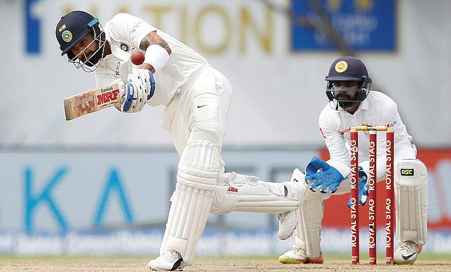 Virat Kohli scored yet another double century for India in Tests