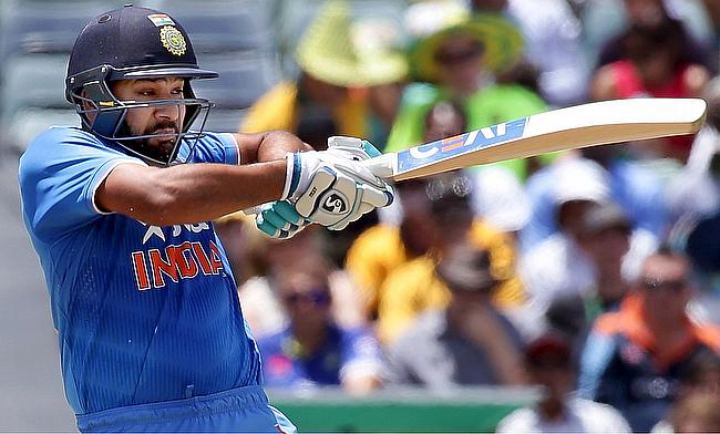 Rohit Sharma will lead India in ODIs