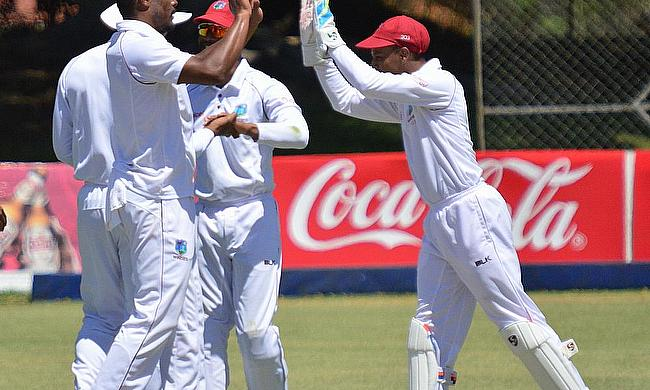 West Indies tour of Zimbabwe 2017-18