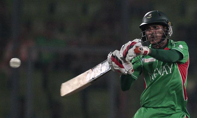 Nasir Hossain picked a five-wicket haul for Sylhet