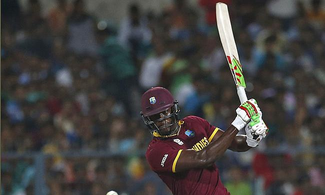 Carlos Brathwaite played a vital role with the bat