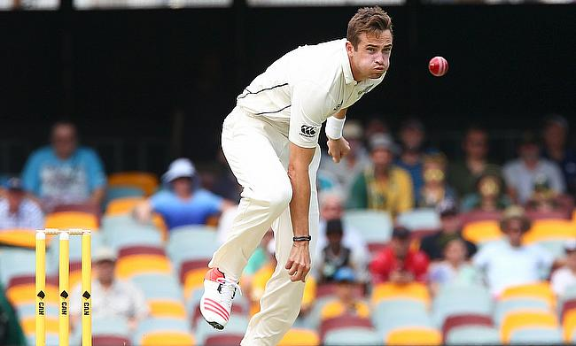 Tim Southee returns to New Zealand squad for second Test