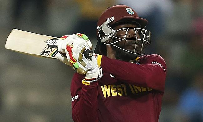 Chris Gayle scored unbeaten 126 for Rangpur Riders