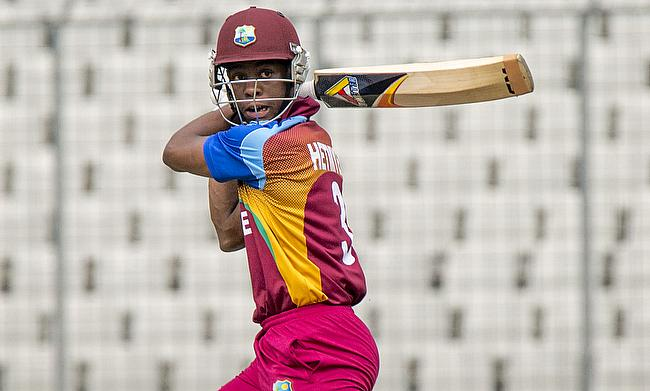 Shimron Hetmyer gets a call-up to West Indies T20I squad