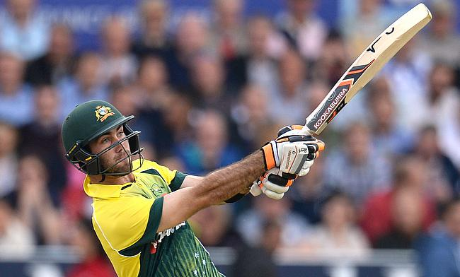 Glenn Maxwell has played 80 ODIs for Australia