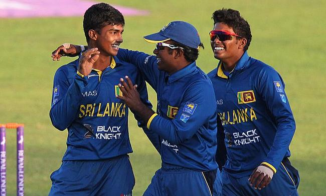 Sri Lanka are grouped along with Ireland, Pakistan and Afghanistan
