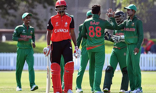 U19 Cricket World Cup - Round Up - Wins for England & Bangladesh