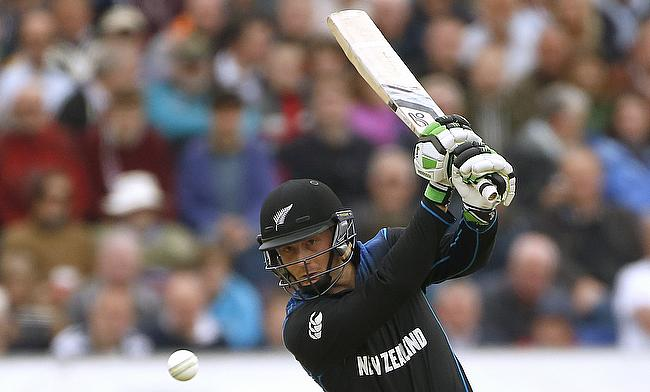 Martin Guptill clinched the man of the match and the man of the series awards