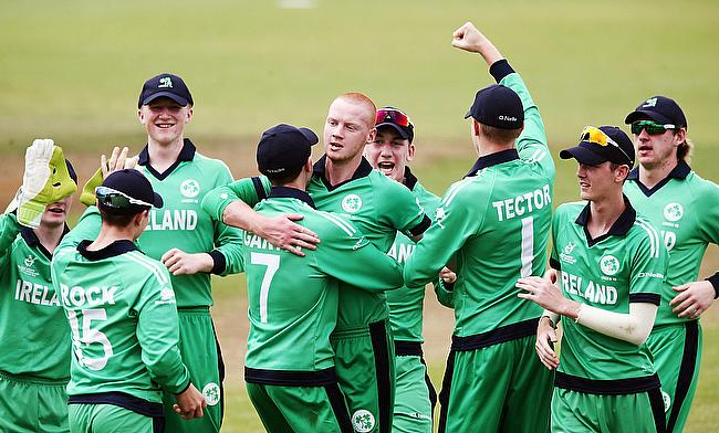 Ireland U19 came up with a thrilling victory