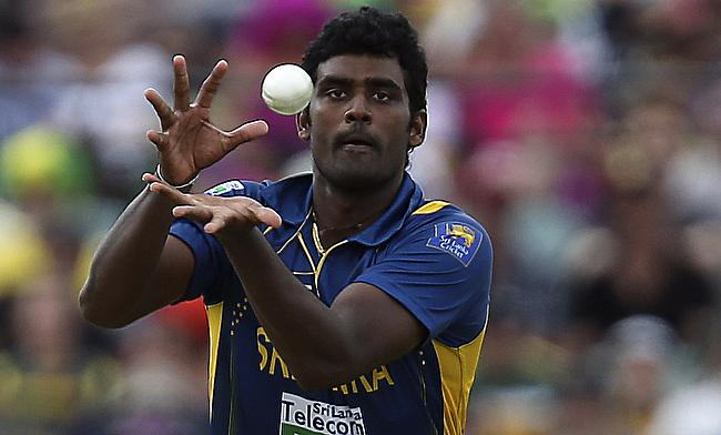 Thisara Perera had an outstanding week for Sri Lanka