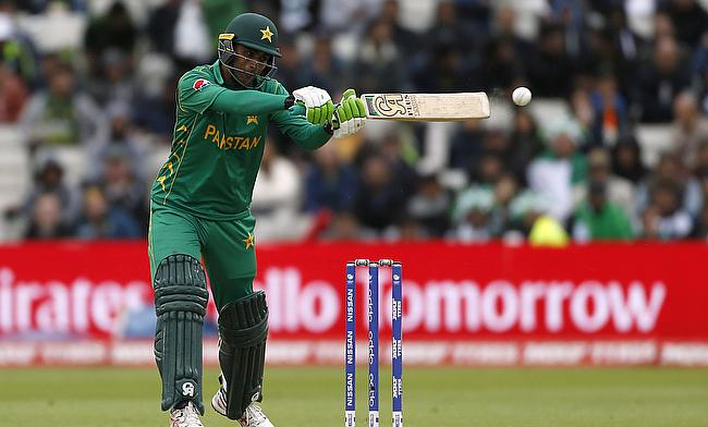 Fakhar Zaman came up with a man of the match performance