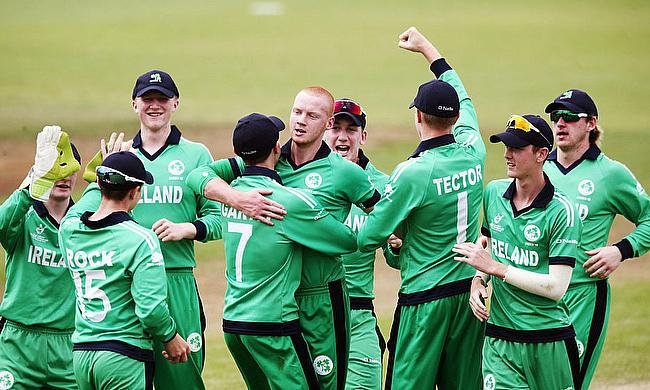 Tector Century leads Ireland to victory in under 19 World Cup