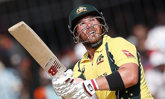Aaron Finch missed the final two ODIs against England as well