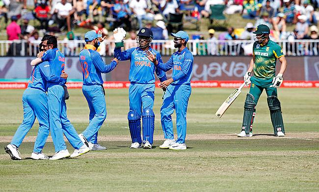 India currently have a 1-0 lead in the series