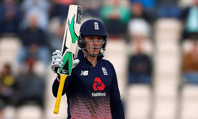 Jason Roy is suffering from a back spasm