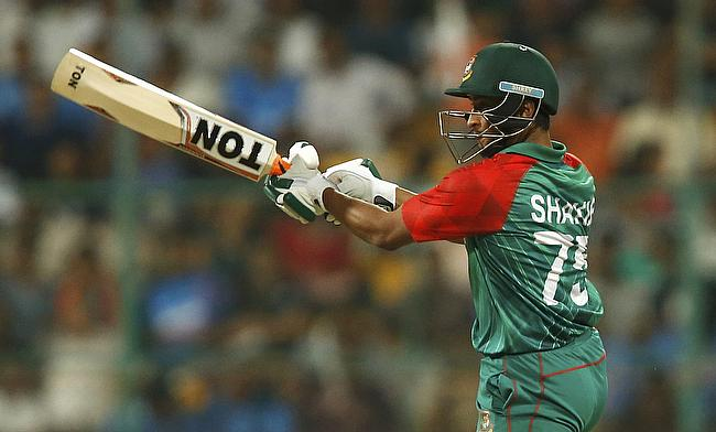 Shakib Al Hasan returns to the squad after recovery from injury