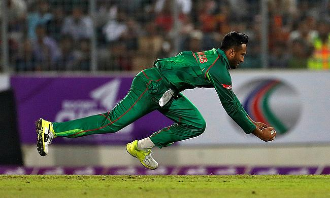Shakib Al Hasan also missed the Test series against Sri Lanka