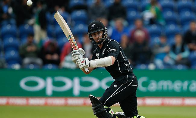 Kane Williamson led from the front for New Zealand