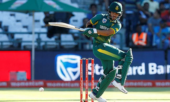 JP Duminy will lead South Africa in T20I series