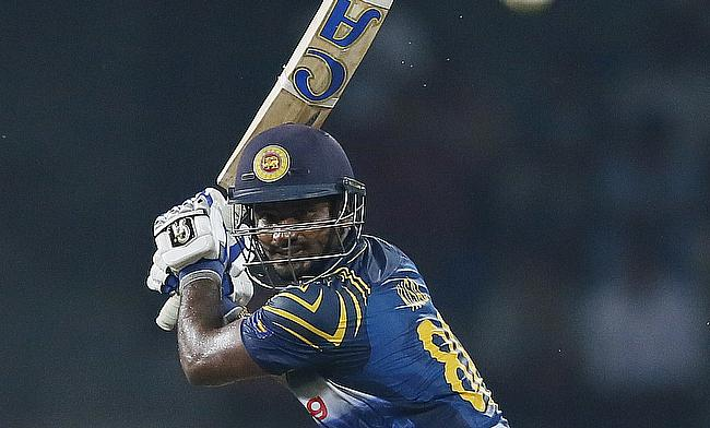 Kusal Perera has not made recovery from side strain