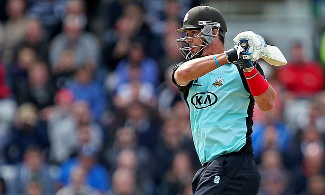 Kevin Pietersen came up with a match-winning performance in the chase