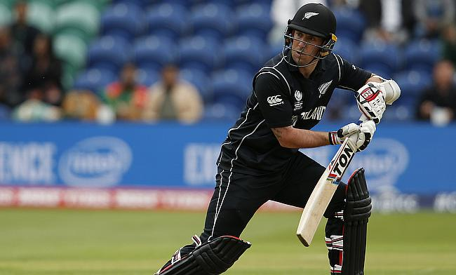 Luke Ronchi scored 71 runs off 37 deliveries