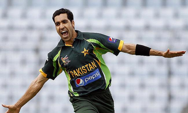 Umar Gul registered figures of 24 for six