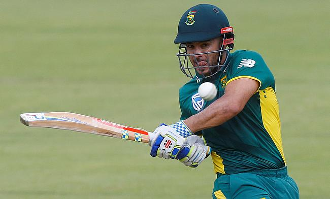 JP Duminy scored another half-century for Islamabad United