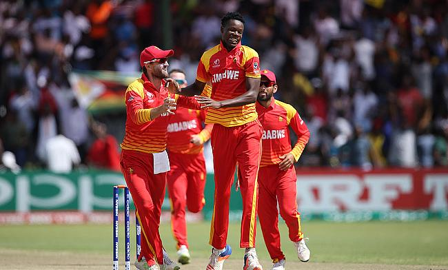 Zimbabwe will look to seal a World Cup spot on Thursday