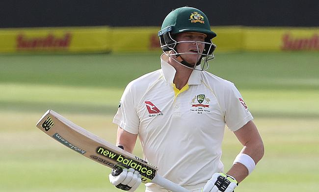 Steven Smith has been banned for one Test