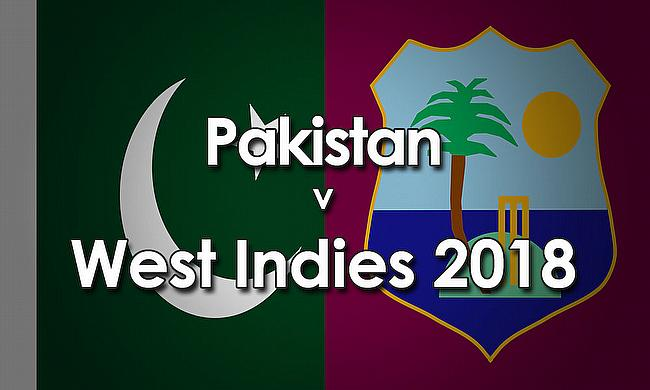 Windies tour of Pakistan, 2018